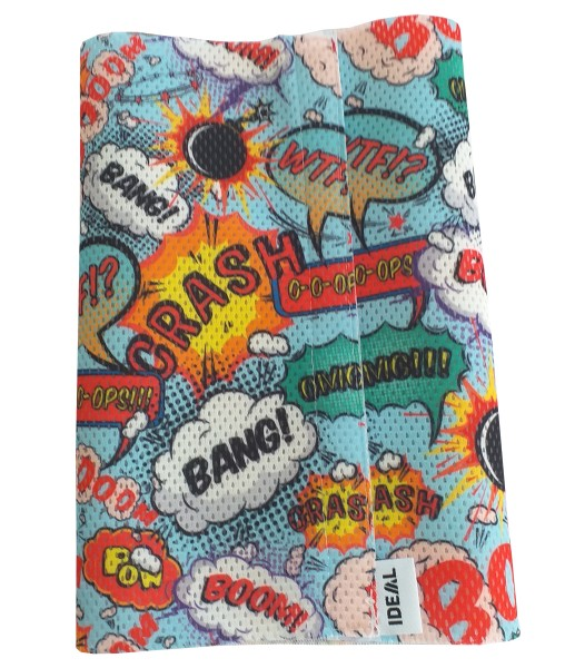 Textile motif Komics AP30/40 PRO – purificateurs d'air – ideal santé - 1